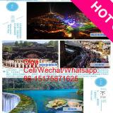 Beauitiful 좋은 통역 및 선물을%s 가진 중국의 주위에 부유한 여행