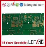 Cartão-matriz industrial da placa de circuito do PWB do componente