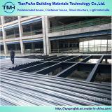 Подвижная конструкция пакгауза стальной структуры