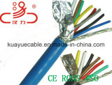 кабели сигнала тревоги 4c/кабель аудиоего разъема кабеля связи кабеля данным по кабеля компьютера
