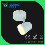 Luz da parede do diodo emissor de luz do cromo SMD do chapeamento