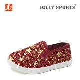 Zapatos ocasionales vulcanizados nueva manera para las muchachas de los muchachos de los cabritos