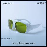 защитные стекла лазера 740-1100nm для ND: Лазеры YAG с рамкой #33/#36/#52/#55