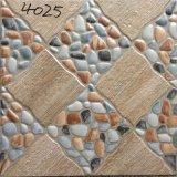 azulejo de suelo de cerámica esmaltado rústico de 400X400m m con ISO (4025)