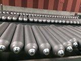 Cylindre de gaz en acier sans soudure de capacité 2016 409 Fabricant ISO9809 / GB5099