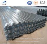 Strato d'acciaio del tetto del metallo dello zinco del materiale da costruzione di alta qualità