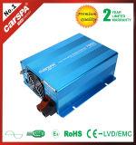 Fora-grade 1000W DC12/24V ao inversor puro da potência de onda do seno de AC110/230V