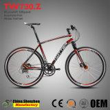 bicicletta della strada di città della sospensione di formato di blocco per grafici di 16speed 700c*28c 48cm 50cm