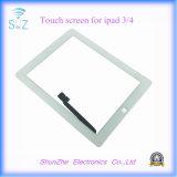 Tela de toque de vidro dianteira Digiziter para o iPad 3 4 LCD