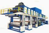 La aguja vertical (18m de la placa de horno) 3-edición de la unidad de tratamiento de superficie, máquina de tratamiento de superficie de cuero