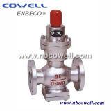 API estándar para la válvula reductora de agua Control