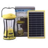 Draagbare het Kamperen van de Zonne-energie Lantaarn voor Gebruik van het Huis, het Openlucht