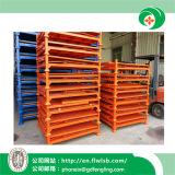 Faltender Logistik-Stahlrahmen für Transport mit Cer durch Forkfit