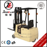 ベストセラーおよび安い価格500 Kg 3の車輪の電気フォークリフト