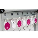 24 Schlüssel-Speicher-Schrank-beweglicher fester sicherer Stahlkasten