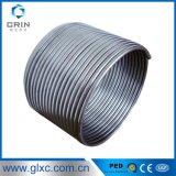Pipe soudée par ASTM 304 de serpentin de refroidissement d'acier inoxydable pour le tube à plusieurs noyaux