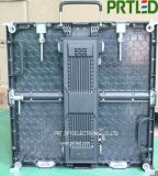 Farbenreicher LED-Videodarstellung-Mietbildschirm von Innenim freienp 3.91, P 4.81, P5.95, P6.25 (500*500 mm/500*1000 mm Panels)