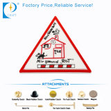 Custom Metal Memory Sandblasted Gold Pine Badge/Lapel Pine