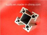 T5/di alluminio di 6063 profilo della lega anodizzato argento di alluminio dell'espulsione