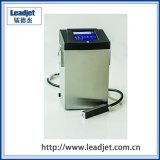 Принтер даты Inkjet цвета Wuhan Leadjet белый для труб