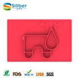 A forma animal caçoa o silicone Placemat do bebê para a venda