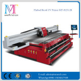 großes Format-Drucker Ricoh Gen5 des Messinstrument-2.5meter*1.2 Schreibkopf-Wand-Papier-Flachbettdrucker-UVdrucker