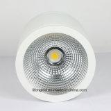 Diodo emissor de luz montado de superfície elevado Downlight da ESPIGA do brilho 40W 50W do fornecedor de China 8 polegadas