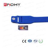 Wristbands de grande resistência da inserção para pagamentos sem contato