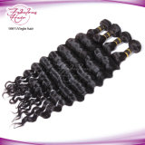 Части 100% человеческих волос волос девственницы Weft индийские