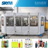 Linha de produção de enchimento da bebida do gás da máquina de engarrafamento do refresco