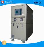 refroidisseur d'eau refroidi à l'eau de réfrigérateur de la basse température 8ton pour les réacteurs chimiques