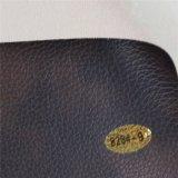 Cuir métallisé artificiel Anti-Tearable de PVC pour le sofa (828#)