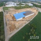 Surtidores del acero estructural del fabricante de la construcción de edificios del metal