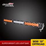 """19 """" barra chiara resistente di alto potere LED di 90W 4X4"""
