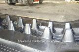800X150ym para a máquina escavadora de CD110r 800*150ym segue as trilhas de borracha