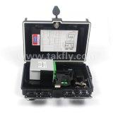FTTX Lgx Kanal-Faser-Optikendpunkt-Kasten des PLC-Teiler-16