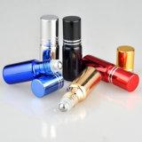 Rolle 10ml auf metallisierter Glasduftstoff-Flasche