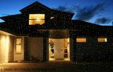 Red&Laser impermeável verde jardim exterior luzes paisagem de Natal