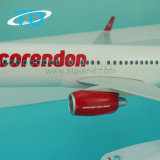 B737-800 Corendon 39.5cm en tant que modèle promotionnel d'avions de cadeau