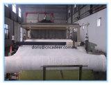 Geonet composite Tri-D utilisé dans les drains de mèche