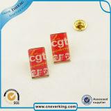 Emballage personnalisé à lame en métal à lèvres LED
