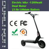 Mini motorino elettrico pieghevole del motociclo