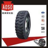 modelo grande del bloque 11.00r20 con el neumático picado del carro de la resistencia con el PUNTO y el certificado del GCC