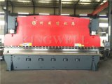 Wc67y-400/6000 E21の油圧版の曲がる機械または出版物ブレーキかシート・メタルの曲がること