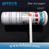 Papier réactif de Zink