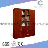 Couleur en option Bibliothèque en bois Mobilier de bureau Cabinet de remplissage