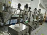 광저우 변경 새 모델 반 자동 분말 충전물 기계