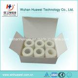Pacchetto medico del contenitore di stagno del rullo del nastro del cerotto adesivo dell'ossido di zinco