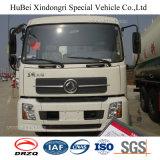 camion posteriore del costipatore dell'immondizia di caricamento dell'euro 4 di 14cbm Dongfeng Kinrun