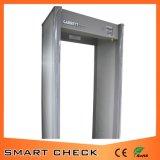 金属探知器のドアを通る高品質の機密保護のドアの歩行